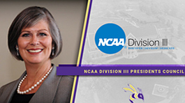 President Richanne Mankey / NCAA Division III: discover. develop. dedicate. NCAA Division III Presidents Council
