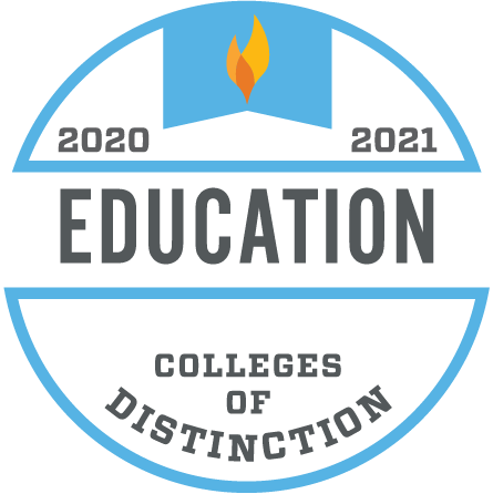 Colleges of Distinction: Education Program