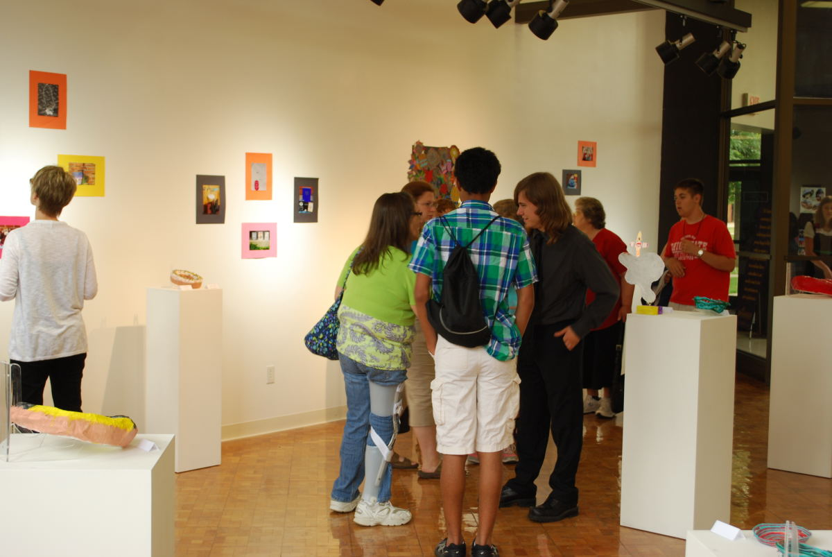 Summer Camp Art Show
