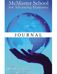 Journal Cover 2009