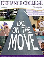 DC The Magazine Summer 2010 cover